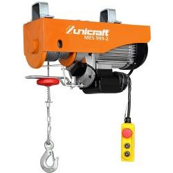 Uni6198299 - Mini Argano Elettrico Modello Mes 999
