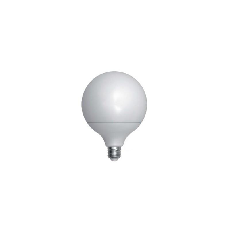 Miglior prezzo lampada led globo smooth e 27 18w 4200k for Lampada globo