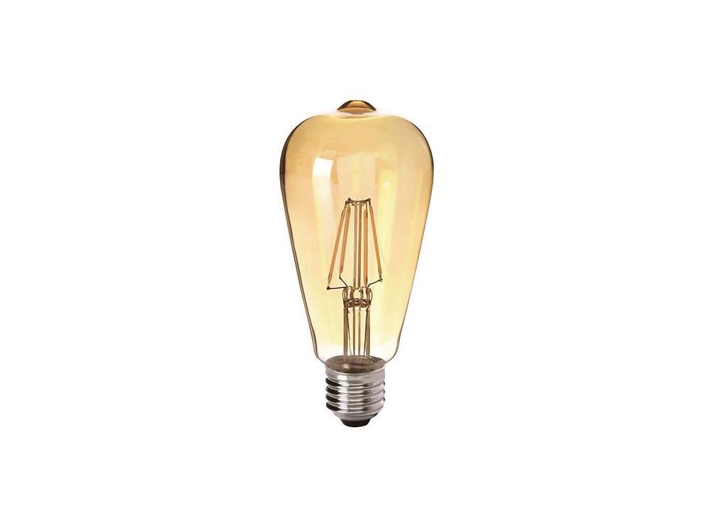 Lampada Tubolare Led : Miglior prezzo lampada led filamento st am e w k