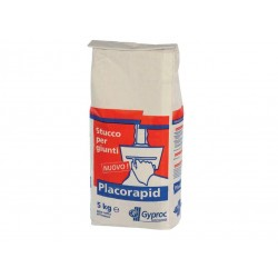Stucco Cartongesso Placcorapid Kg 5