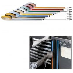 Strisce Adesive 18mmx25mt Blue 5015