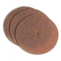 Dischi Carta Abrasiva Gr 50 Diam 125 Mm