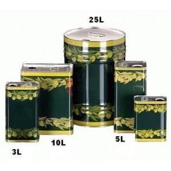 Latta Lt 3 Per Olio Verde
