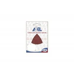 Fogli Levigatrice Triangolare Gr 80 Pz 5 Fu51293