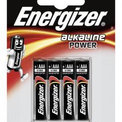 Pile Energizer Ministilo Alk Bl 4