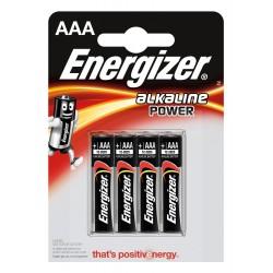 Pile Energizer Stilo Alk Bl4