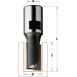 Fresa X Elettrofrese Z2+1 Hw S-m12x1 D-28x25x60 Dx
