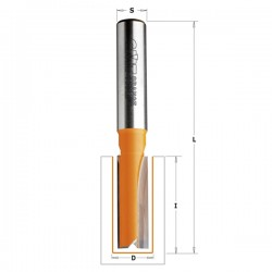 Fresa A Tagli Diritti Hw Z2 S-6 D-10x30x60 Dx