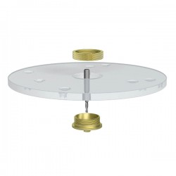 Help Brass Inlaid D-14.2-Inlay-kit