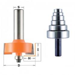 Kit Cutter Step 0-12.7 Hw S-12 D-35x19 Dx
