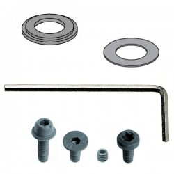 Kit 4 Screws 1-4-20x7-8 For Mounting Cmt7e On a Table