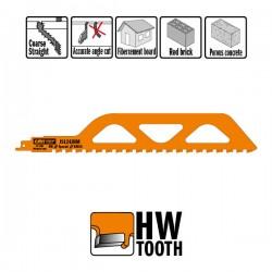 Lama Seghetto Special Hm 305x12.7x2tpi Carbide Tip