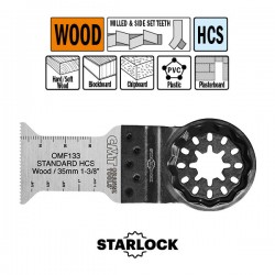 Blade Cutting Wood plastic E-cut S Hcs 35x50mm Sl