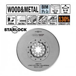 Blade Segments For Metal Bim D-85x0.7mm Sl