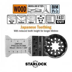 Blade Wood Cutting Precision E-cut P Bim 35x50m