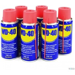Lubricant 100ml Wd40