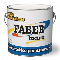 SMALTO RAPIDA ESSICAZIONE BIANCO 0750 FABER 9010