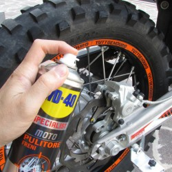 Cleaner Brake Fluid, 500 Ml Wd-40