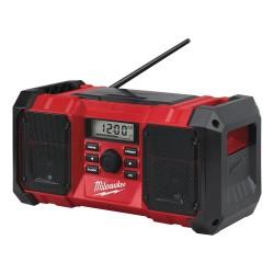 RADIO DA CANTIERE DAB+ 18V NUDO M18 JSRDAB+ -0