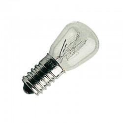 LAMPADINA PICCOLA PERA PER FRIGO E14 15W