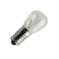 Bulb Small Pear For the Oven E14-15w