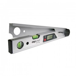 Level And Protractor Digital Meter Angles