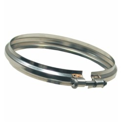 Locking Clamp D 80 Stainless Steel