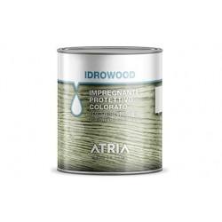 L'eau d'apprêt à base Idrowood 0,75 Lumière Noyer