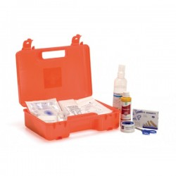 First Aid Case, Standard Orange