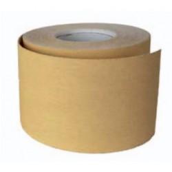 Carta Abrasiva Velcrata 115 Mm Al Corindone Gr 100