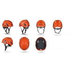 Helmet Work Plasma Hi Viz Black