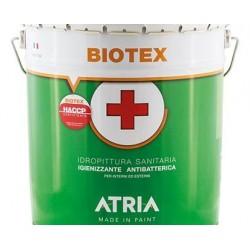 PITTURA ANTIMUFFA ANTIBATTERICA BIOTEX OPACO LT 13