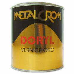 SMALTO ORO RICCO DORYL METALCROM ML 500