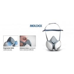 Semimaschera Professionale Compact Per Acidi