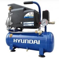 Compressore Hyundai Lubr.lt. 6 Hp.1 8 Bar - 750 W-230v/50hz