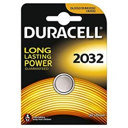 PILE DURACELL LITIO CR 2032 3V