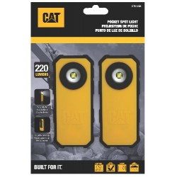 CT51202 - Blister 2 unità: Torcia tascabile 120-25