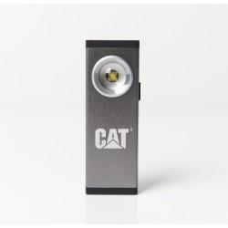 Torcia tascabile in alluminio 200 Lumen, con ricar