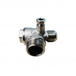 Valvola Compressore 3 Vie 1/2 - 3/8