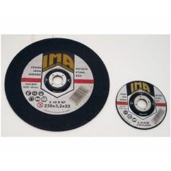 DISCO TAGLIO ACCIAIO D 180X3.2X22.2 CORYN