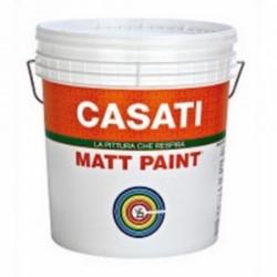 PITTURA TRASPIRANTE CASATI MATT PAINT LT 2,5