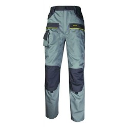 PANTALONE DELTA PLUS GRIGIO S M2 CORPORATE