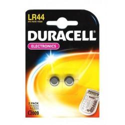 PILE DURACELL 1,5V LR- 44 X2