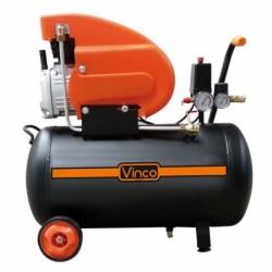 Compressore Vinco Lubr. Lt.24 Hp.2,0 8 Bar 230v/50hz-cm.62x25x60