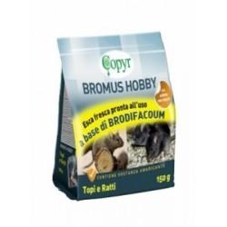 Topicida Bromus Hobby Pasta Gr.150 Per Topi-ratti