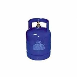 Bombola Gas Gpl Kg.5 Norm.2010/35/ue Con Collare Di Sicurezza