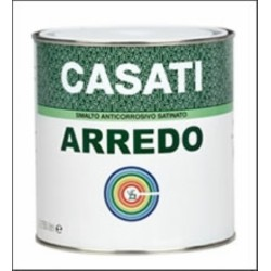 SMALTO CASATI ARREDO 2,5 BIANCO EXTRA SATINATO