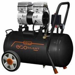 Compressore Silenziato Lt.50 Hp.1 Vinco 8 Bar 59 Db 230v/50hz