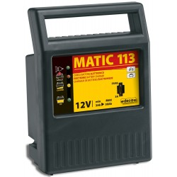 CARICABATTERIE AUTOMATICO MATIC 113 230V