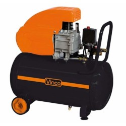 COMPRESSORE VINCO LUBR. LT.50 hp.2,0